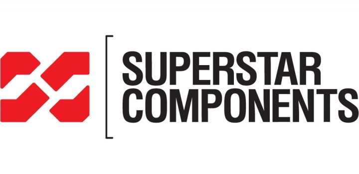 Meet the sponsors - Superstar Components
