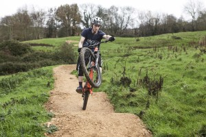 417 Bike Park Blue Trail