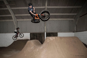 417 Bike Park Dirt Jumps