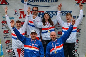 The Current Champions - Including Scott Beaumont and Natasha Bradley